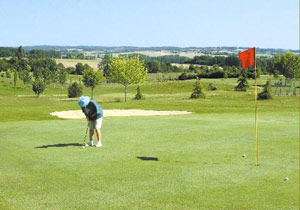 Golf Holidays in the Dordogne, France