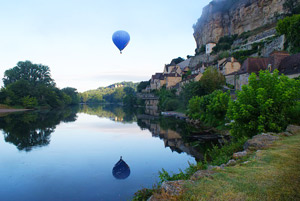 Beyanc and the River Dordogne