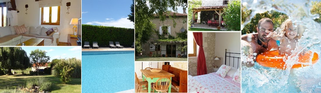Chauffour Family Holiday Accommodation - Dordogne