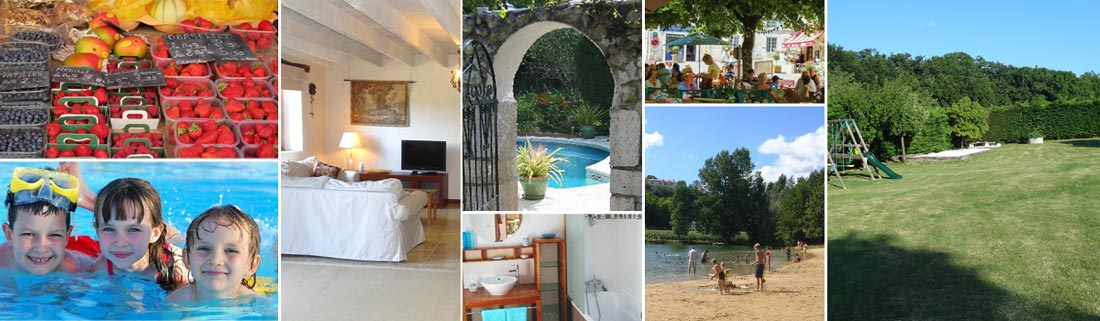 self catering holidays and bed and breakfast in France